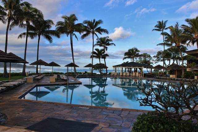 Turtle Bay Resort Pool
