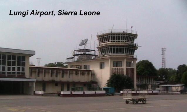Lungi Terminal Sierra Leone