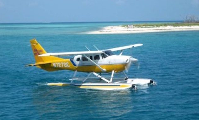 Seaplane Florida Keys