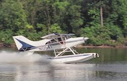 Maule Float Plane