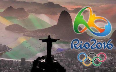 2016 Summer Olympics, Rio de Janeiro, Brazil