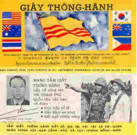 Chu Hoi Passes Vietnam War