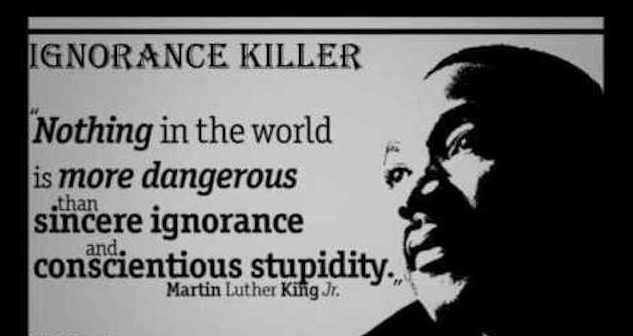 Ignorance Killer