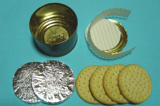 Vietnam War C Rations John Wayne Crackers