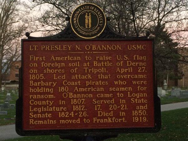 Presley O'Bannon Memorial