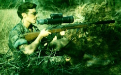 Starlight Scope Vietnam War