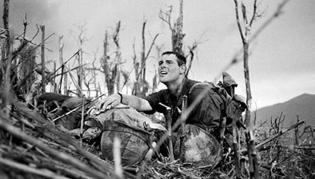 Vietnam War by Catherine Leroy