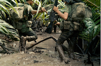 Mud in Vietnam War