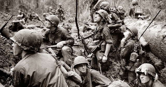 Marines During Vietnam War