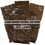 Lurps,l ong range patrol rations