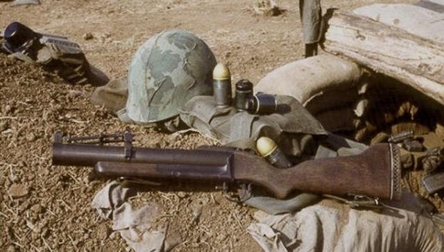 M-79Grenade launcher Blooper