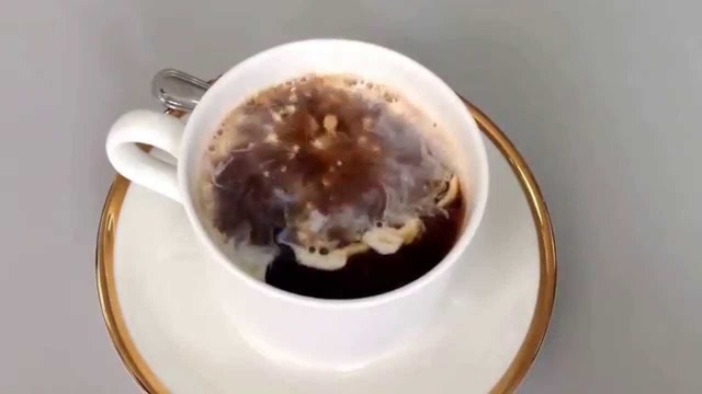 Curdled Cream in my Coffee
