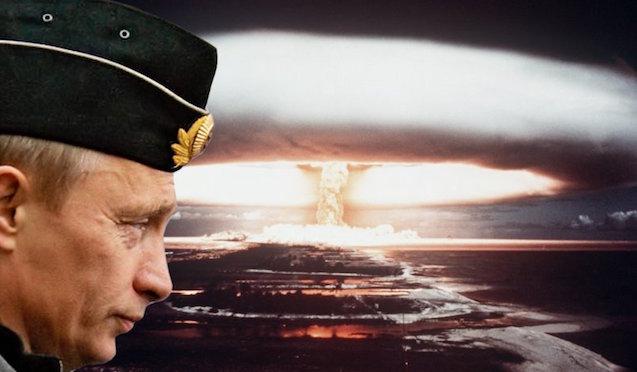 Putin and Nuclear Blast