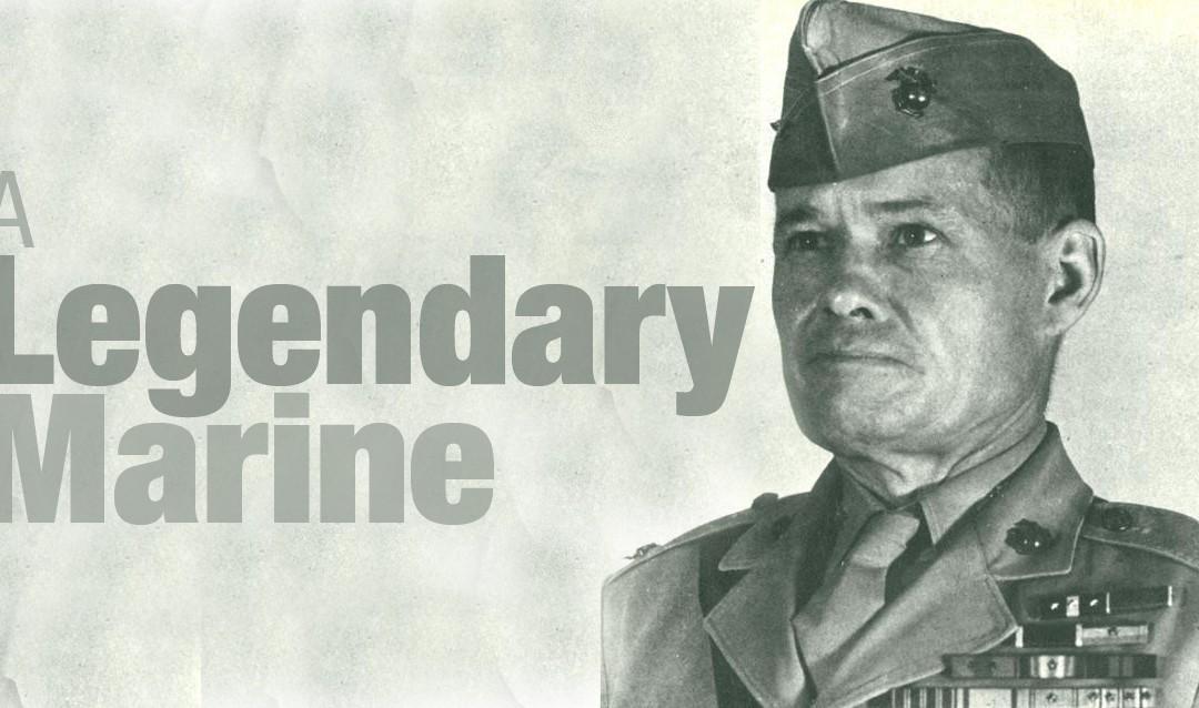 Lt. Gen. Chesty Puller USMC