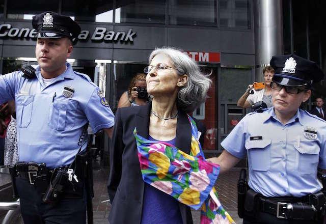 Jill Stein from 2012