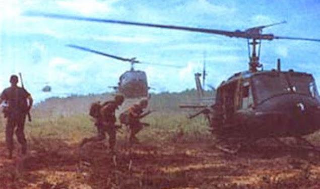 Helicopters Vietnam War