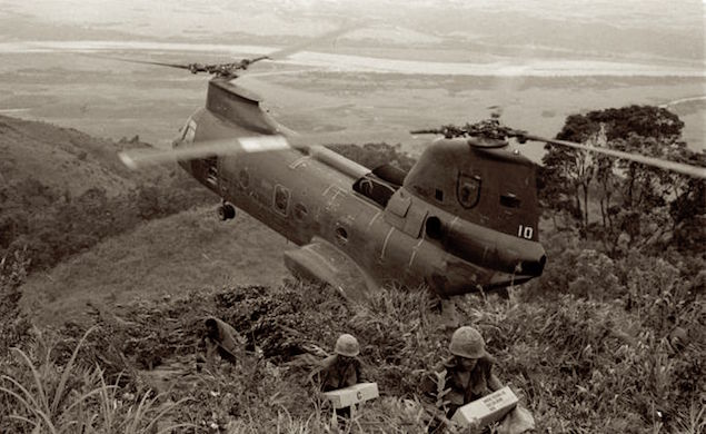 CH-47 Vietnam