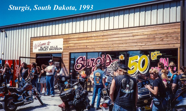 Sturgis Rally, South Dakota1993
