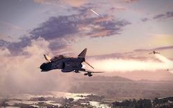F-4 Phanthom Jets