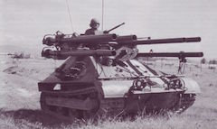 M50 Ontos Tank