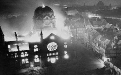 Kristallnacht emerging…….Editorial, August 16, 2107