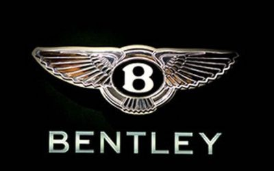 BENTLEY arrives