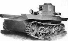 Russian T-33 Tank