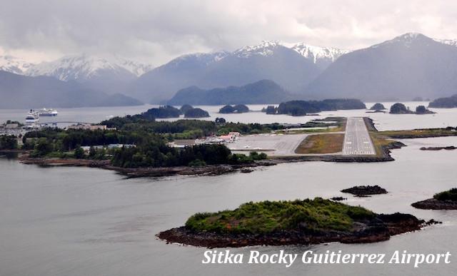 Sitka Rock Gutierrez Airport