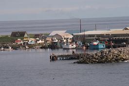 St Paul Island Harbor