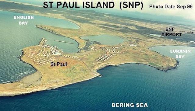 St Paul Island, Pribilofs