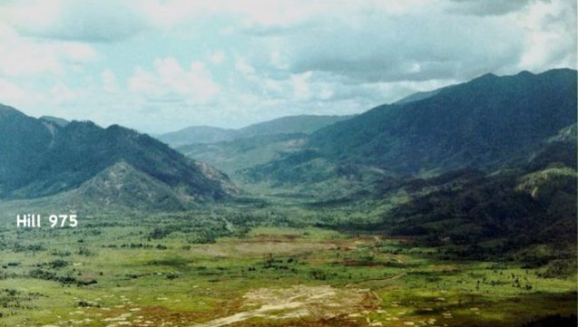 Hill 975 Vietnam