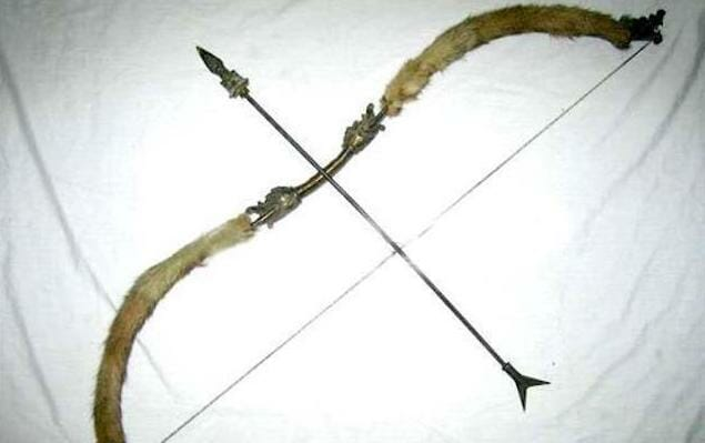 Ancient Bow and Arrow