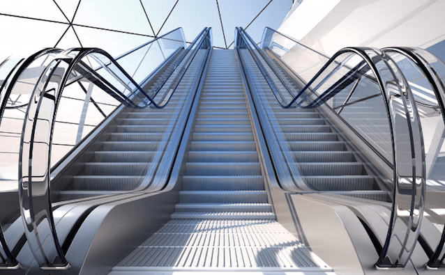 The Hustle, The Escalator of Life