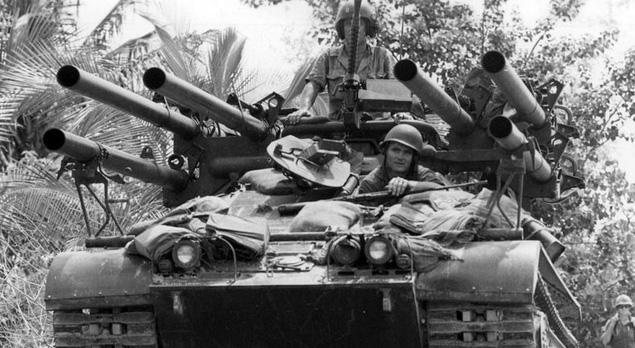 Ontos 50 Tank Vietnam