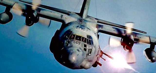 Lockheed AC-130 gunship Spooky