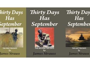 Thirty Days Has September Three Volume set