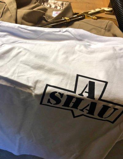 James Strauss's Army Tee-Shirts
