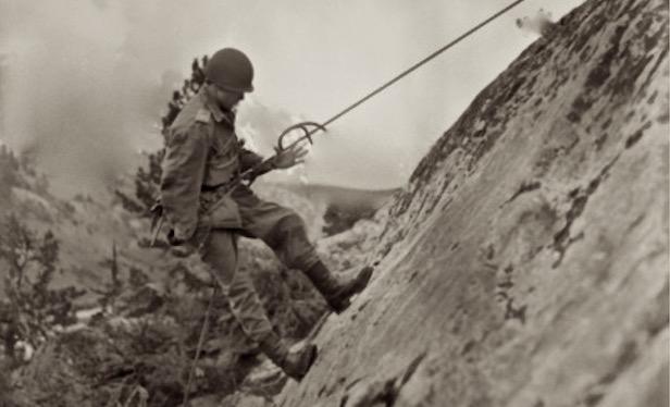 Climbing Cliff Vietnam War