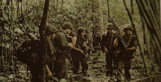 US Marines A Shau Valley