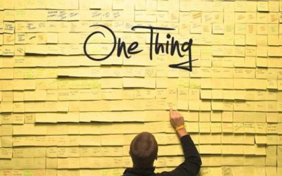 Editorial: That One Thing