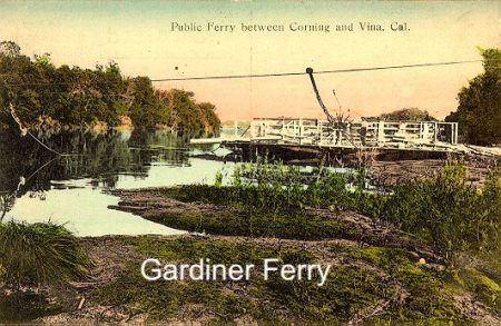 Chris Gardiner Ferry