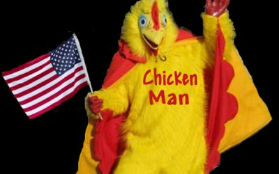 Chickenman, Episodes 17 through 20