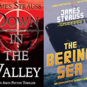Arch Patton series by James Strauss