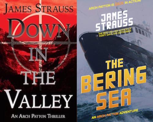 Arch Patton series by James Strauss