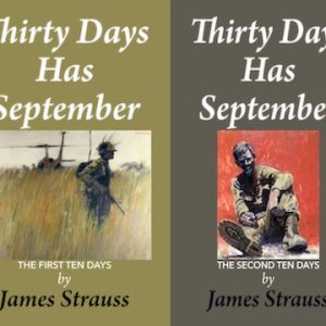 Thirty Datys Has September, James Strauss