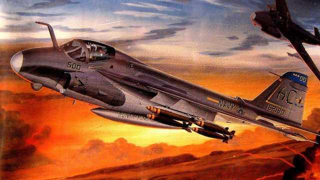 A-6 Intruder Vietnam