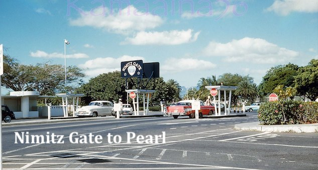 Mimitz Gate to Pearl Harbor