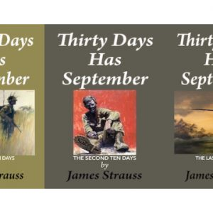 Thirty Days Has September. Three Book Set