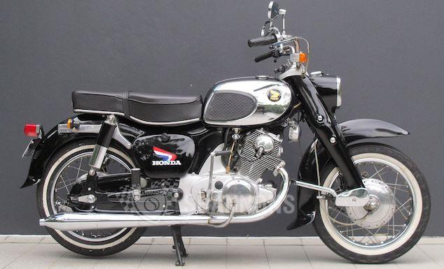 Honda 303 Dream