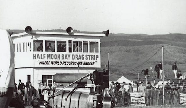 Half Moon Bay Dragstrip